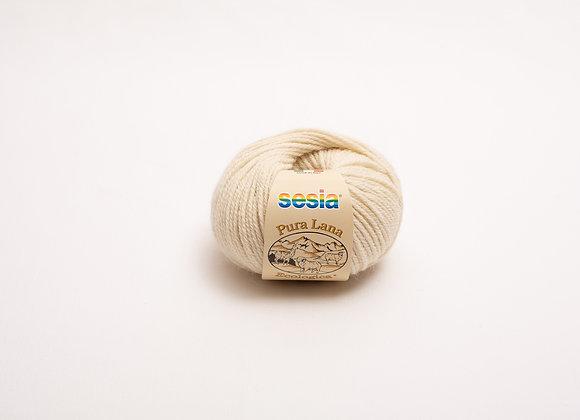 Sesia - Pura Lana Ecologica 0080 - Ecru
