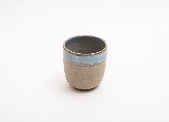 Keramik Becher gross Nr.19 handgetöpfert