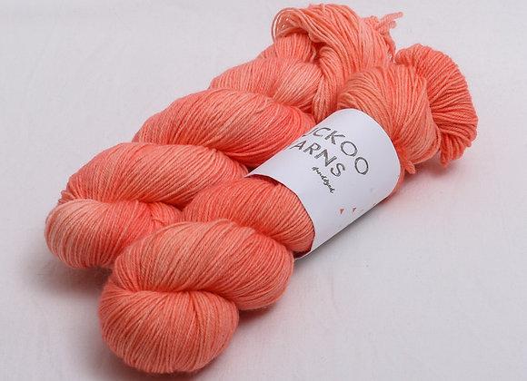 Cuckoo Yarns Sockenwolle - Flamingo