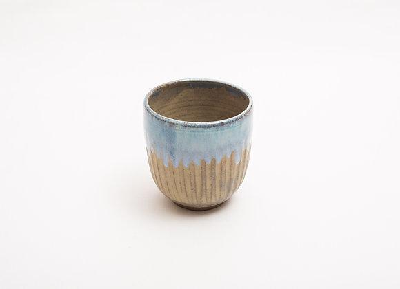 Keramik Becher gross Nr.33 handgetöpfert