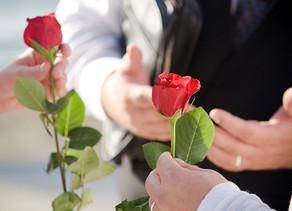 Liverpool Celebrant: The Rose Ceremony...