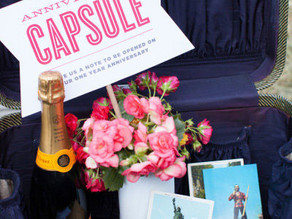 Liverpool Celebrant: How to include a Time Capsule in your Wedding Ceremony...