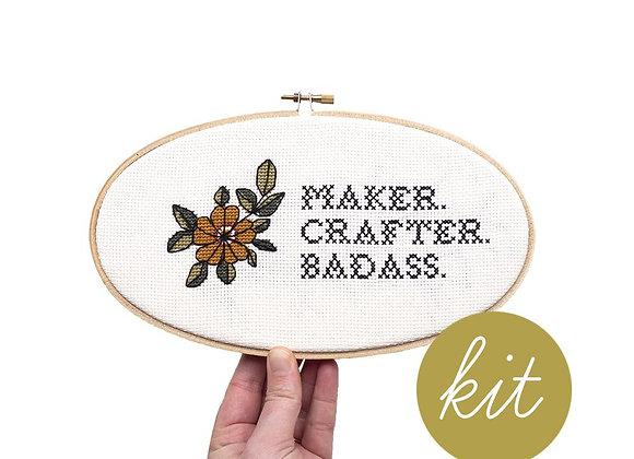 Junebug & Darlin - Maker.Crafter.Badass Kit