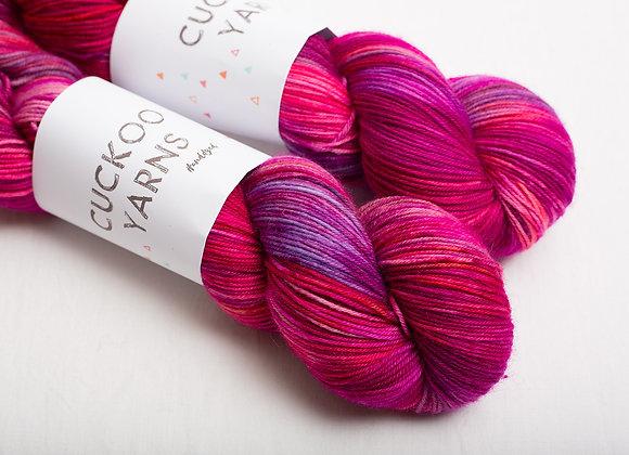 Cuckoo Yarns Sockenwolle - Casia