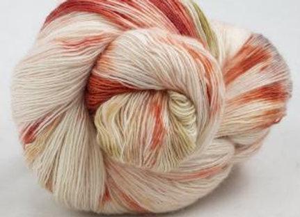 Cowgirlblues - Merino Single Lace Farbverlauf - Peaches and Cream 23