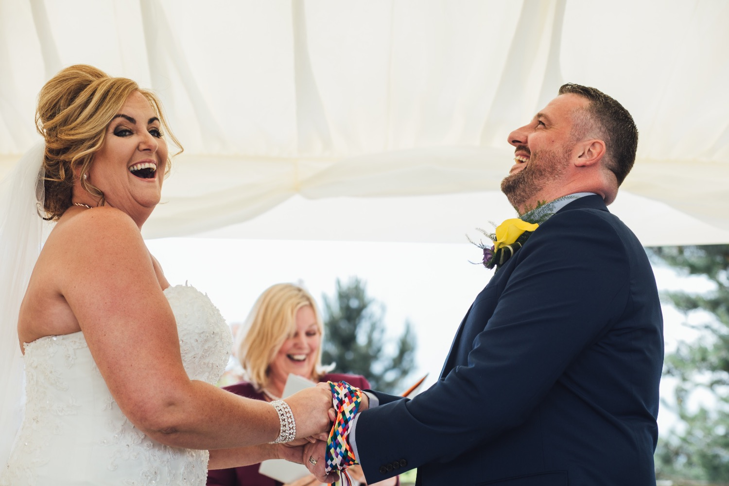 Lancashire Fun Wedding Celebrant, Lorraine Hull