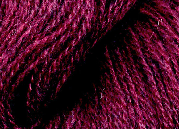 Sølje Pelsullgarn Bordeaux 2131