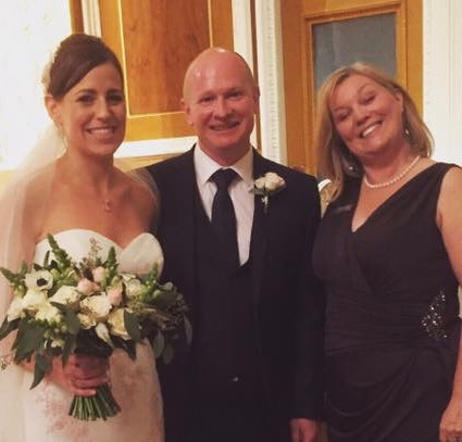 Liverpool Wedding Celebrant, Lorraine Hull