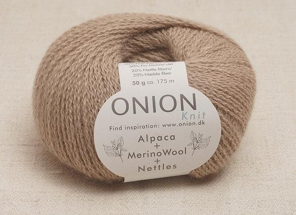 Onion Alpaca Merino Nettles - 1207 Sand