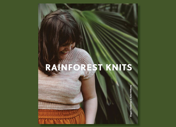 Rainforest Knits - Pip & Pin