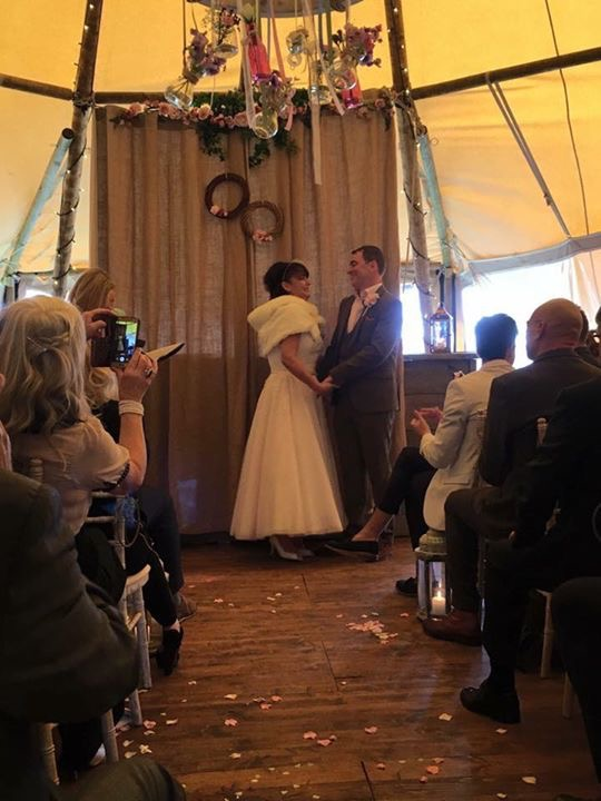 Rainford Wedding Celebrant, Lorraine Hull