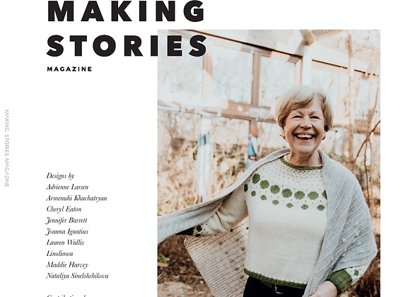 Making Stories- Issue 1