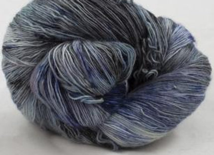 Cowgirlblues - Merino Single Lace Farbverlauf - Moody Blues 20