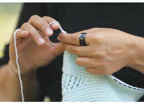 Reihenzähler Ring von Knit Pro Grösse 9