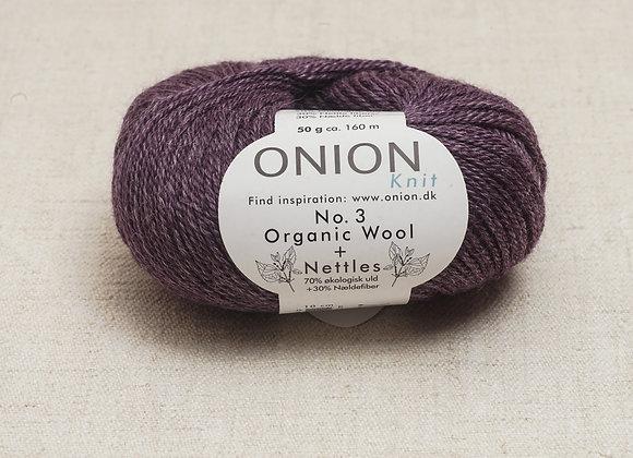 Onion Organic Wool Nettles - 1112 Mork Lilla
