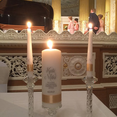 Liverpool Celebrant: How to include Candles in your Wedding...