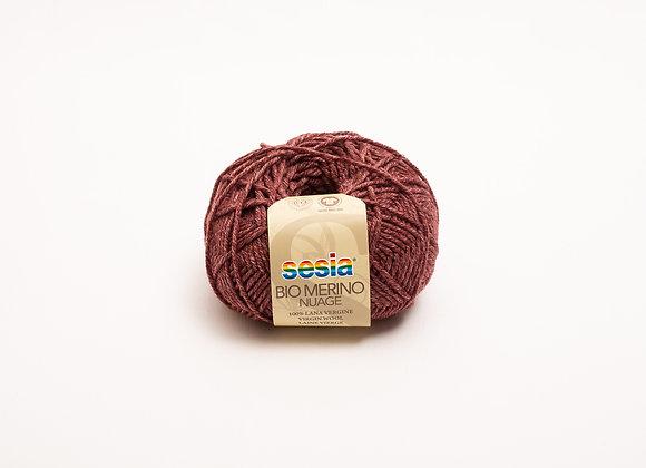 Sesia - Bio Merino Nuage GOTS 6092 Bordeaux
