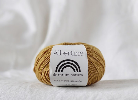 Albertine - Ocre