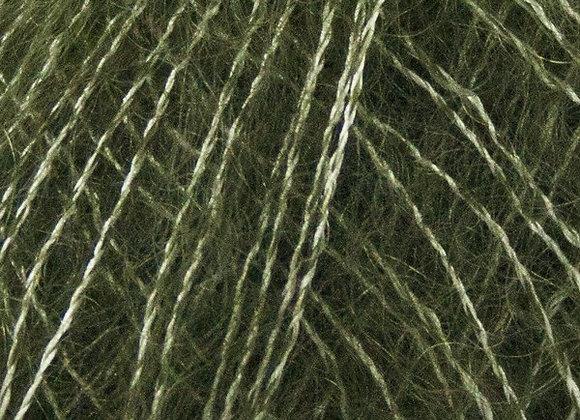 Onion Silk Mohair - 3007 Olivgrün