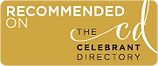 Lorraine Hull, Recommended Celebrant