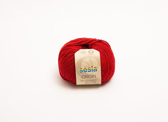 Sesia - Origin GOTS 0063 -Rosso