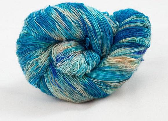 Cowgirlblues - Merino Single Lace Farbverlauf - Shorebreak 17