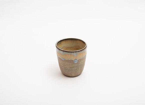 Keramik Becher Nr.10 handgetöpfert