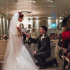 Real Celebrant Wedding: Cheri & Ryan at the Hard Days Night Hotel, Liverpool