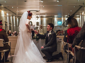 Real Celebrant Wedding: Cheri & Ryan at the Hard Days Night Hotel, Liverpool