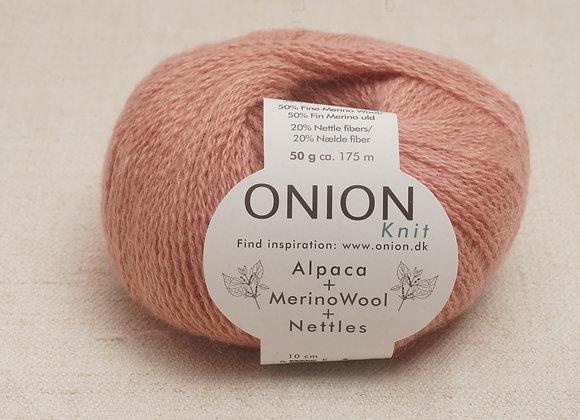 Onion Alpaca Merino Nettles - 1204 Laks