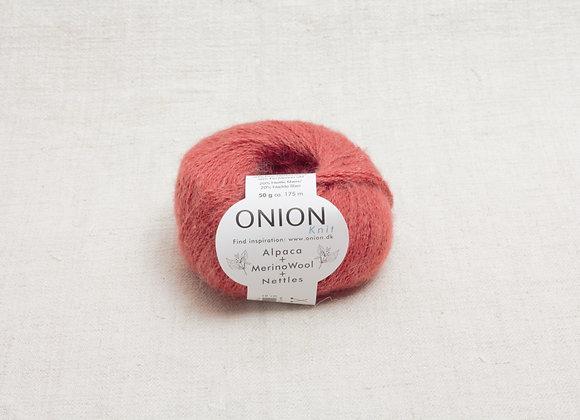 Onion Alpaca Merino Nettles - 1208 Marsala