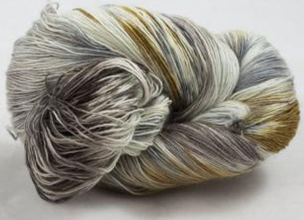 Cowgirlblues - Merino Single Lace Farbverlauf - Writing in the sand  22