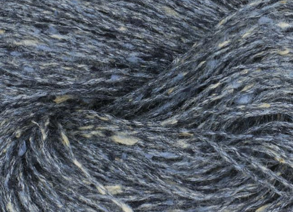 BC Yarn - Tussah Tweed - 030 Graublau