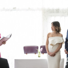 We want a simple ceremony, similar to the type that Registrars do, can you do that?