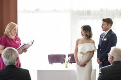 Manchester Wedding Celebrant, Lorraine Hull
