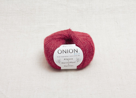 Onion Alpaca Merino Nettles - 1217 Vinrod