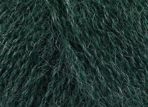 Onion Alpaca Merino Nettles - 1216 Mork Gron