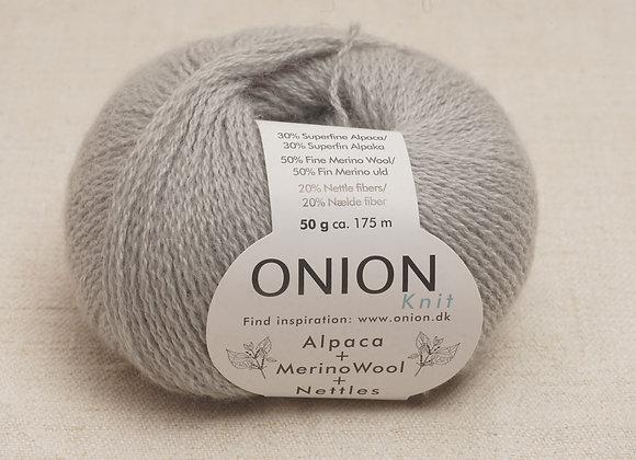 Onion Alpaca Merino Nettles - 1209 Lys Gra