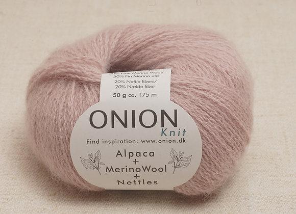 Onion Alpaca Merino Nettles - 1218 Lys Rosa