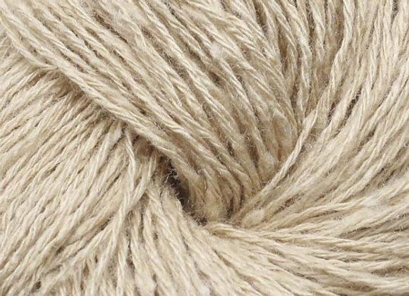 BC Yarn - Tussah Tweed - 052 Hellbeige Uni