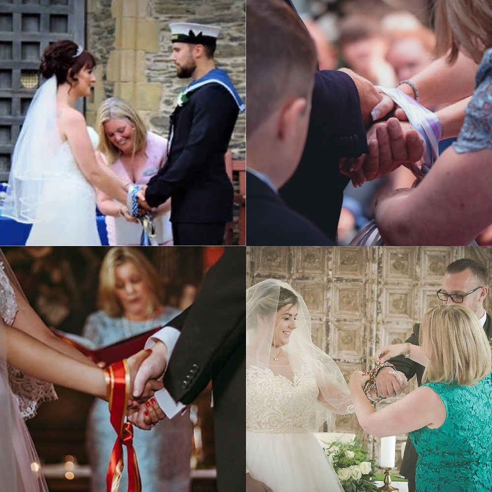 Liverpool Celebrant Weddings: Handfastings and Tying the Knot