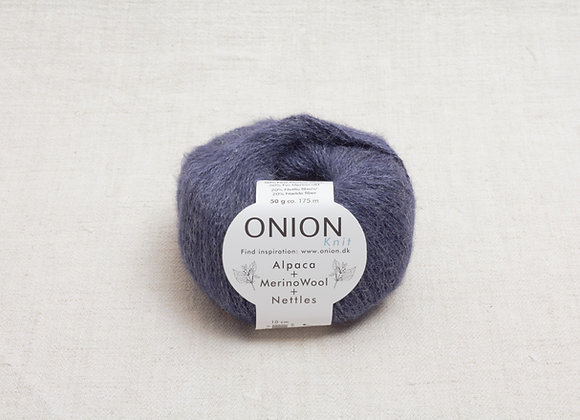 Onion Alpaca Merino Nettles - 1215 Bla