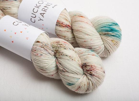 Cuckoo Yarns Sockenwolle - Seya