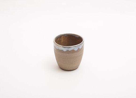 Keramik Becher Nr.9 handgetöpfert