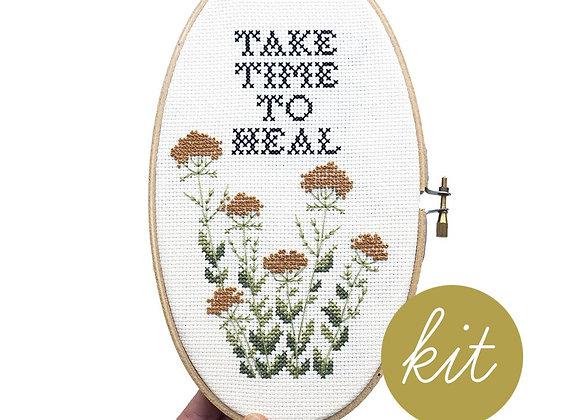 Junebug & Darlin - Take time to heal Kit