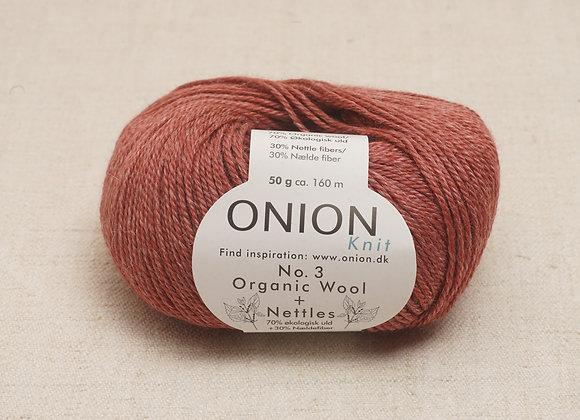 Onion Organic Wool Nettles - 1119 Marsala