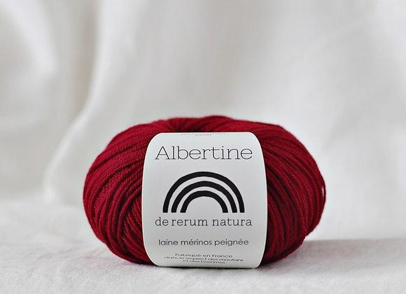 Albertine - Coquelicot