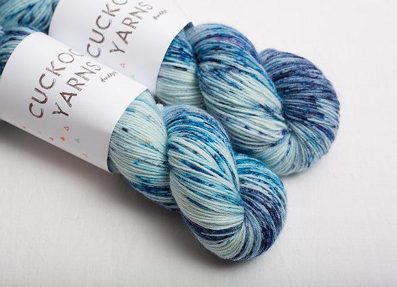 Cuckoo Yarns Sockenwolle - Mian
