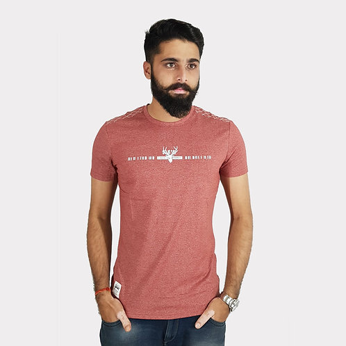Hinglish Designer Round Neck T-Shirt