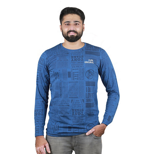 Hinglish Men's Full SleeveT-Shirt
